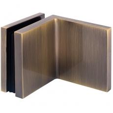 uchwyt ściana-szkło<br />GC90-B1 CV AB<br />(kryte śruby)
