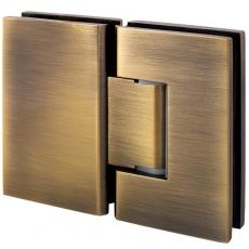 zawias do drzwi szklanych<br />SH180-B CV AB<br />(kryte śruby)