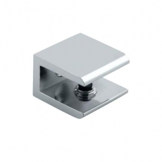 uchwyt do półki szklanej  F6809 - 10 mm