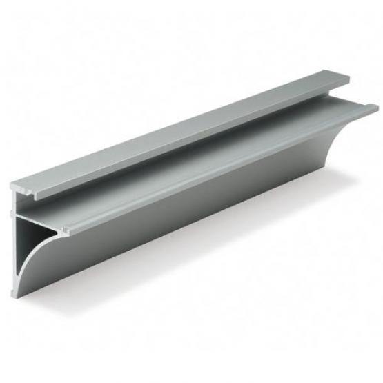 Profil Aluminiowy Do Półki Szklanej P8 8 Mm