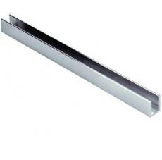 profil do szkła z aluminium SFL-101A/8 mm