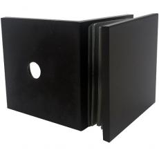 uchwyt ściana-szkło 90° <br /> GC-90B1 ORB