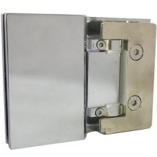 zawias do drzwi szklanych SH-180B CV (z zaślepką)