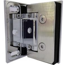 zawias do drzwi szklanych SHT-B3 CV ( z zaślepką)