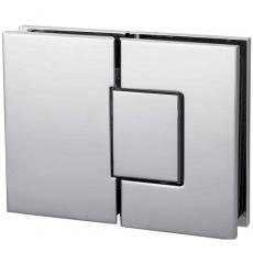zawias do drzwi szklanych SH180-G<br />(kryte śruby)